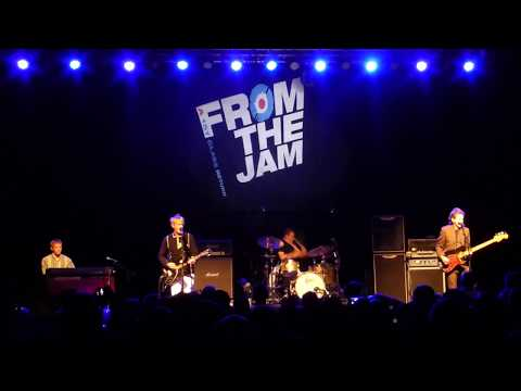 From The Jam: live in Glasgow Scotland 29th September 2017