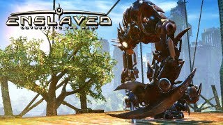 Enslaved: Odyssey to the West Relaunch Trailer