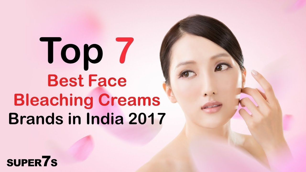 facial bleach Best