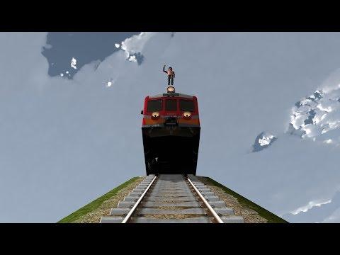 Train Driver 2 - Almost 1100 Km/h!