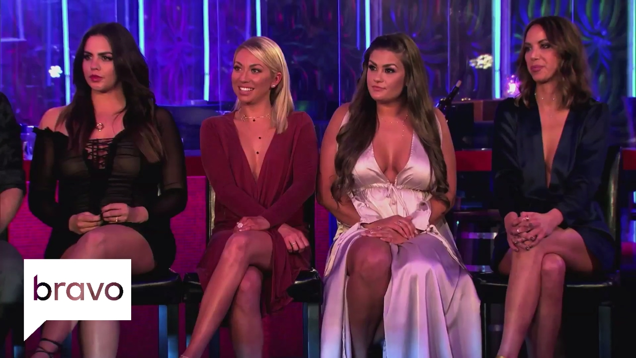 Vanderpump Rules: James and Kristen Clash at the Reunion ...