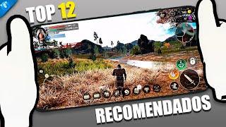 Top 12 Juegos Para Android & iOS Recomendados   ¡Yes Droid!