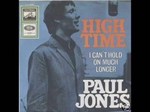 Paul Jones - High Time