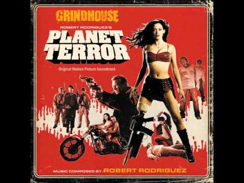 Planet Terror OST-The Grindhouse Blues - Robert Rodriguez