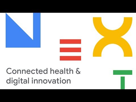 Health & APIs: Powering Connected Health and Digital Innovation (Cloud Next '18)