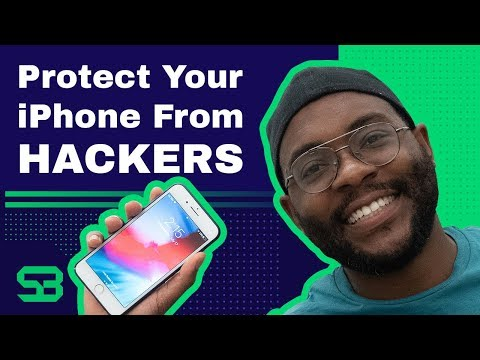 Protect Your iPhone From Hackers