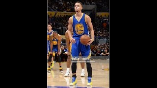 2xmvp stephen curry warming up staples center vs lakers kri king the infamou atthegame