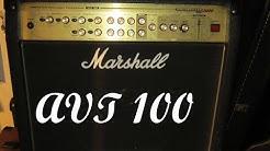 Marshall AVT100 Advanced Valvestate Technology Guitar Amp