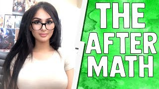 The Aftermath Of SSSniperwolf l THE BIGGEST HYPOCRITE ON YOUTUBE l