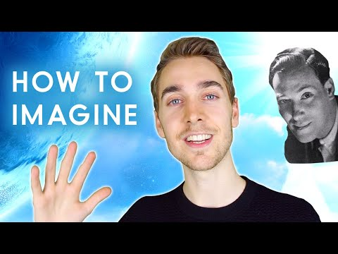 How To Use Neville Goddard's 4-Step Imagination Process