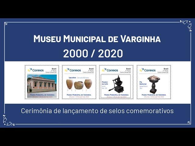 20 anos do Museu Municipal de Varginha