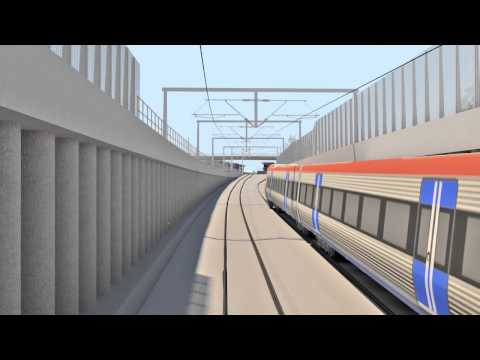 Goodwood Junction Rail Grade Separation - GG Design Proposal