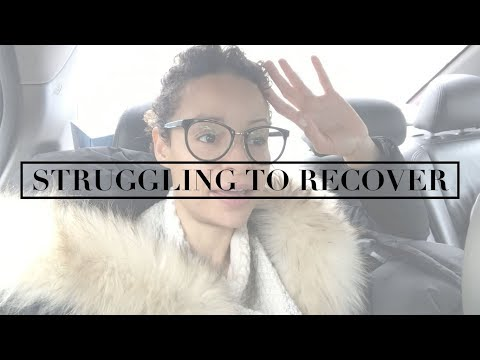 Struggling To Recover | Bar Update