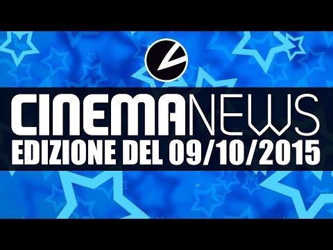Cinema News - 09 Ottobre 2015 - Batman V Superman - Spectre 007 - The Program