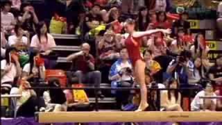 奧運精英匯香江20080830 (體操 平衡木 李珊珊)