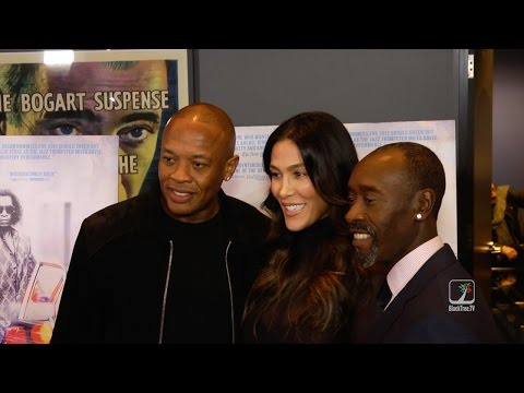 Dr. Dre and more show up for Miles Ahead Premiere