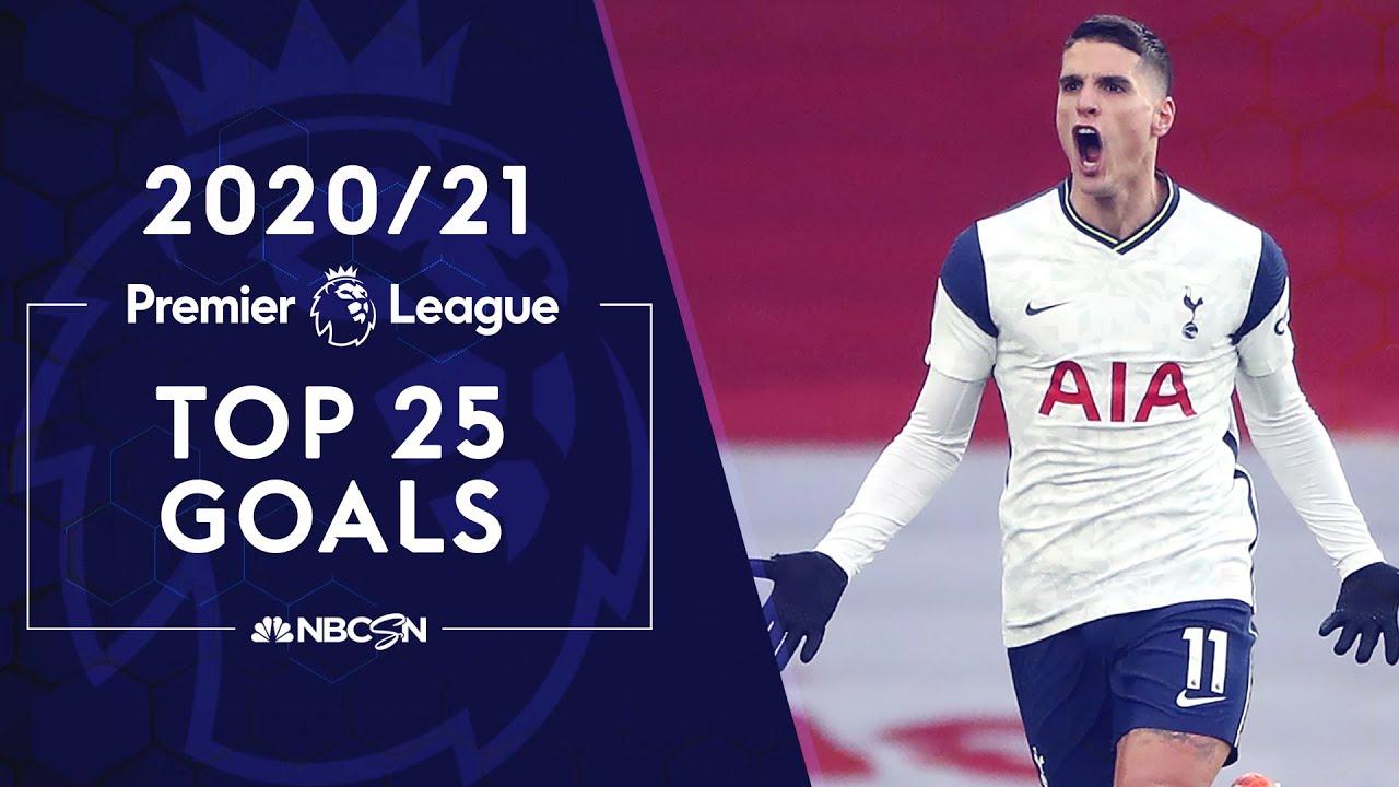 Download Top 25 Premier League goals of the 2020-2021 season | NBC Sports