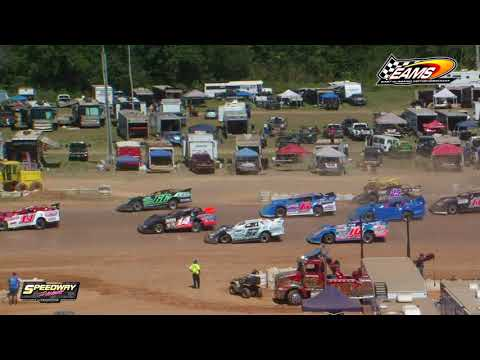 602 Late Model Feature @ East Alabama Motor Speedway Sept  22, 2019
