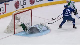 3/14/18: Stars 5 At Maple Leafs 6 F/so