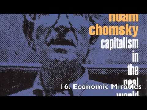 Noam Chomsky - Free Market Fantasies: Capitalism in the Real World (1996)