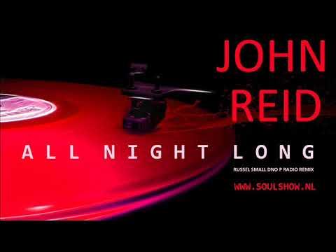 John Reid - All Night Long (Russel Small DNO P Radio Remix) HQ+
