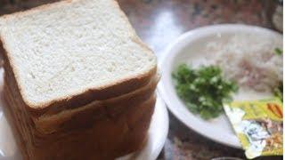 नया नाश्ता ब्रेड का जो पहले कभी नहीं खाया होगा आज हम लाये हैं ब्रेड से बनने वाले आलू के लाजवाब पराठे
