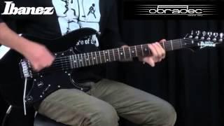 Review Guitarra Ibanez GRX-20