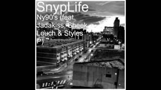 Snyp Life / The LOX Jadakiss Styles P Sheek Louch - NY 90's