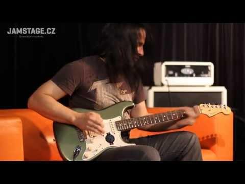 2013 Fender  American Standard Stratocaster HSS  ( '65 Deluxe Reverb & EVH 5150 III)