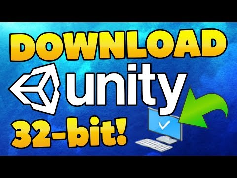 How To Download Unity 32 Bit (Install Unity Windows 32 Bits)