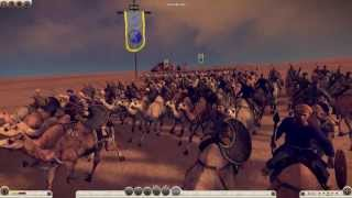 Battle of Gaugamela (machinima) - Rome 2 total war