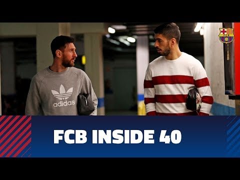 The week at  FC Barcelona #40