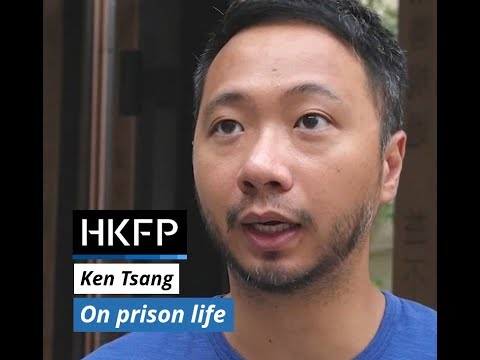 HKFP Interview: Activist Ken Tsang on prison life in Hong Kong