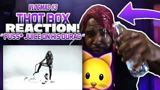 Hitmaka - Thot Box Remix REACTION (feat.Young MA,Dreezy, DreamDoll,Mulatto,Chinese Kitty) VLOGMAS #3