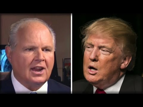 RUSH REALIZES HOW DEMOCRATS MAY ACTUALLY END UP IMPEACHING TRUMP, IMMEDIATELY SENDS OUT A WARNING