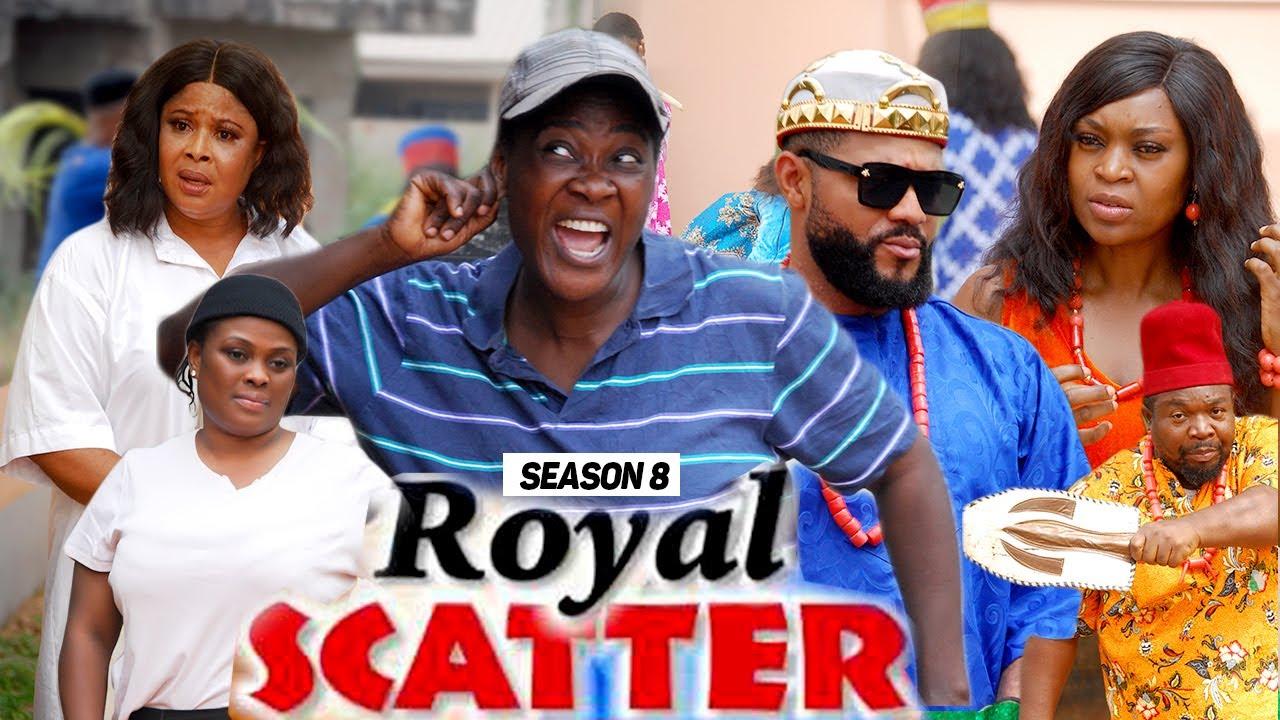 ROYAL SCATTER 8 (MERCY JOHNSON) (TRENDING NIGERIAN MOVIE) - 2021 LATEST NIGERIAN NOLLYWOOD MOVIES