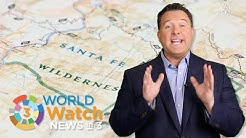 WORLD Watch News in 3: Enemy Countries, Far-Out Astronauts, Notre Dame, Treasure Hunt, Balancing Act