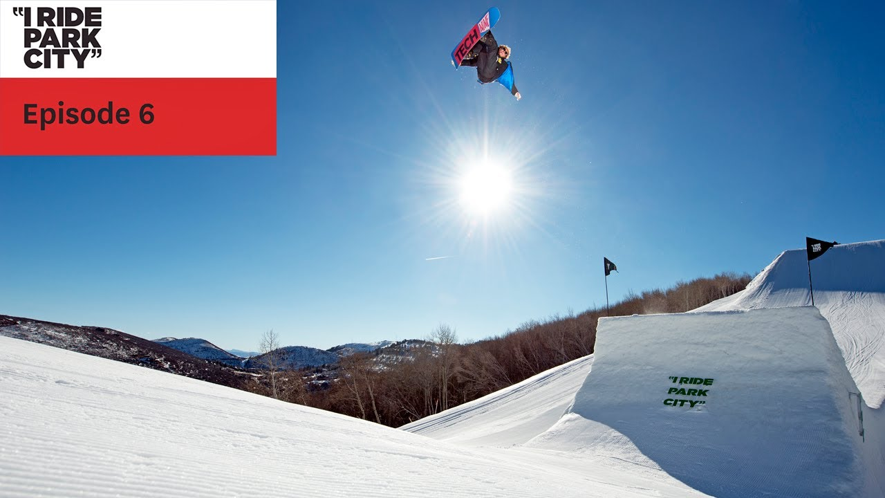 92ff9a12a11 I Ride Park City 2014 Episode 6 - TransWorld SNOWboarding - YouTube