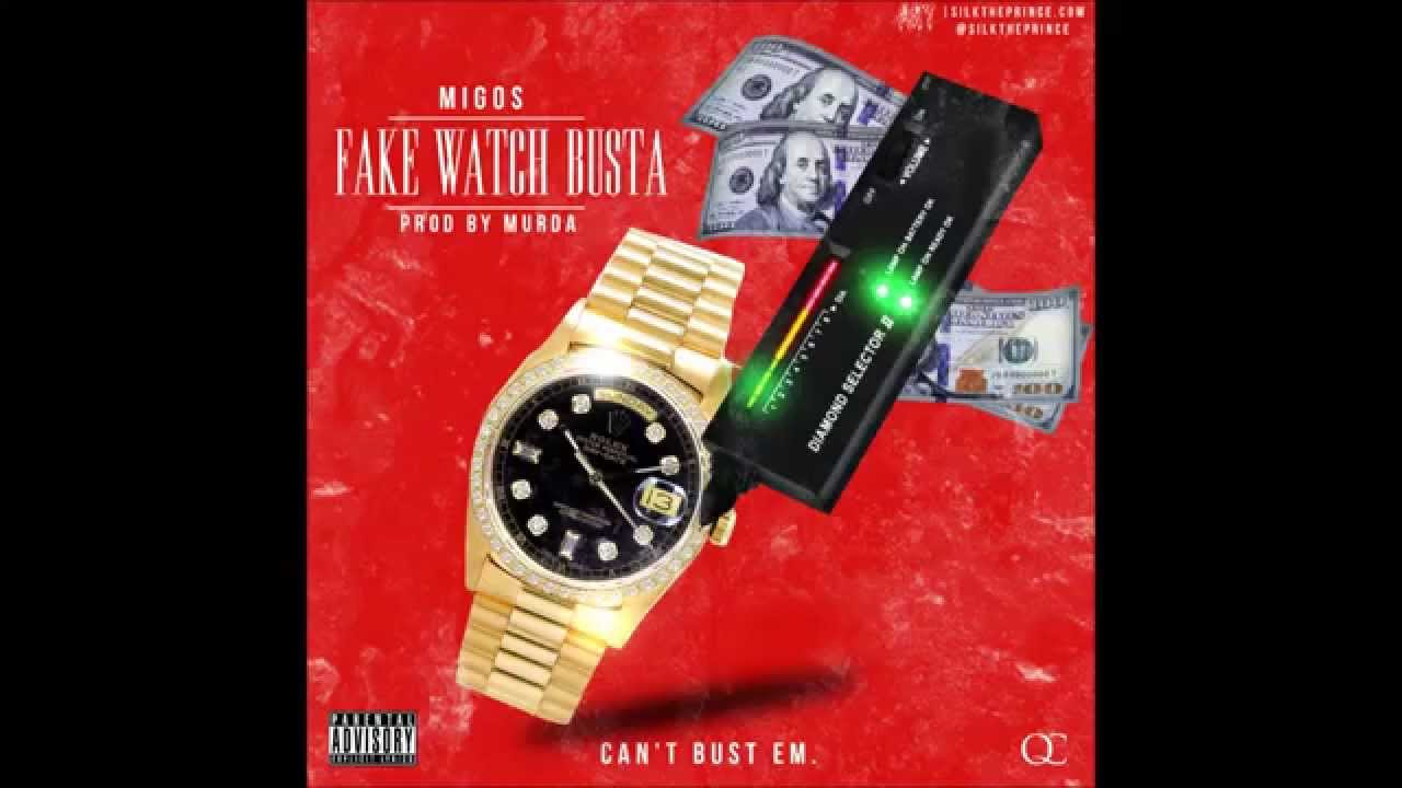 Migos - Fake Watch Busta [Prod. Murda]