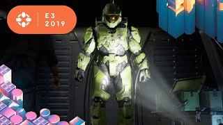 Halo Infinite Cinematic Trailer - E3 2019