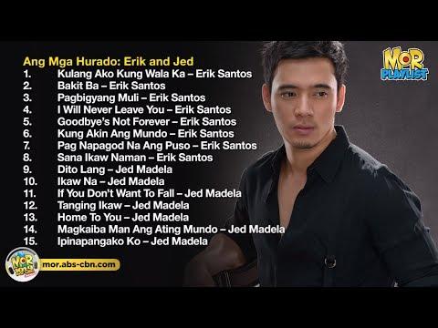 Ang Mga Hurado: Erik Santos And Jed Madela Non-Stop! | MOR Playlist Non-Stop OPM Songs 2018 ♪