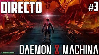 Vídeo Daemon X Machina