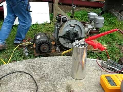 Induction Generator YouTube