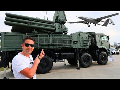 Rus Subaya Sordum ! Pantsir S1 Bayraktar TB2' yi Neden Vuramadı ?