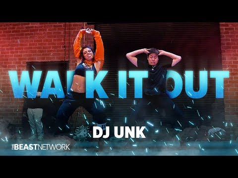 UNK - WALK IT OUT | @willdabeast__ Choreography | @immaspace 2018