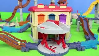 Trenzinho do Brio e Thomas e seus amigos – Toy Trains for kids