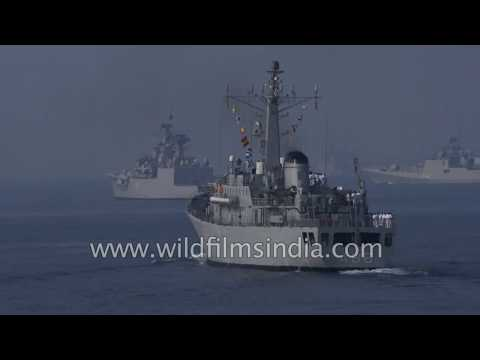 Indian Navy - India's proud maritime forces