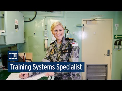 Navy: Training Systems Specialist