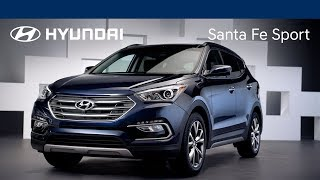 Hyundai Santa Fe Sport Trailer | 2018 Santa Fe Sport | Hyundai