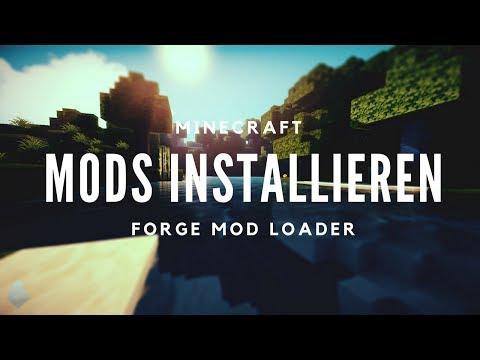 Minecraft MODS INSTALLIEREN - NEU ! - Forge Tutorial (deutsch)